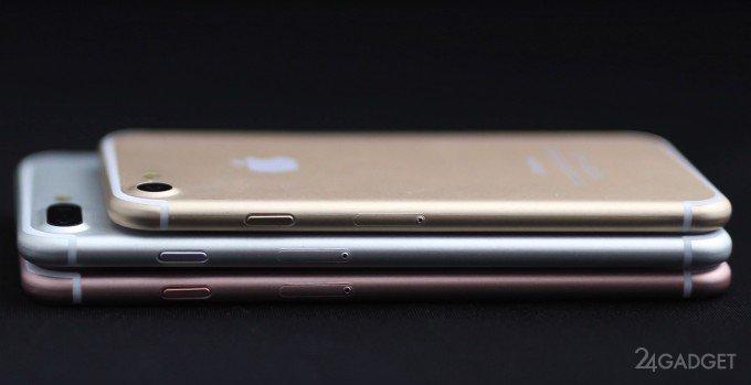 Неанонсированные модели iPhone показали на видео