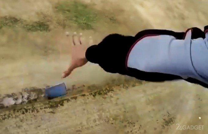 OnePlus 3 протестировали, выбросив его из летящего самолета (видео)