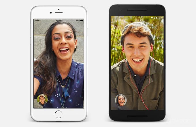 Google запускает видеомессенджер Duo для Android и iOS (видео)