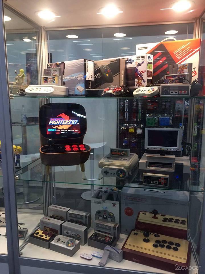 Игровой автомат гаджетов