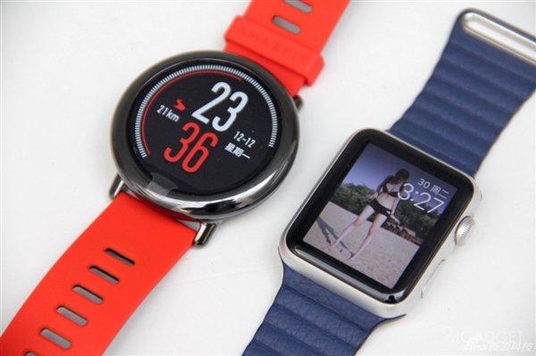 Amazfit Watch - наручный умный гаджет от Xiaomi (12 фото)