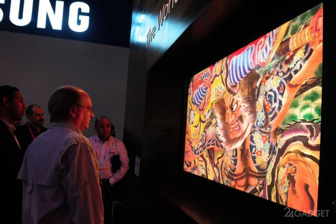 Япония первой в мире запустила ТВ-вещание в 8K-формате (6 фото)