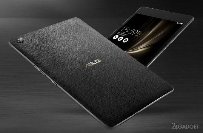 Asus ZenPad 3 8.0 — премиальный планшет с 2K-дисплеем и USB Type-C (5 фото + видео)