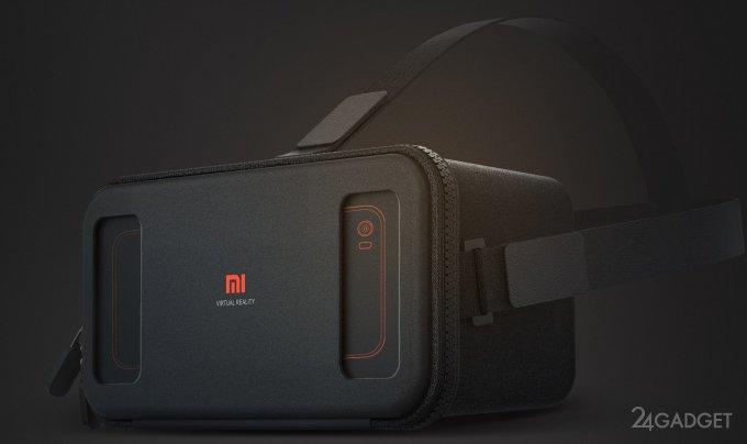 Mi VR — гарнитура виртуальной реальности от Xiaomi (7 фото)