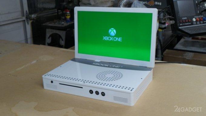 Моддинг игровой приставки Xbook One S (5 фото + видео)