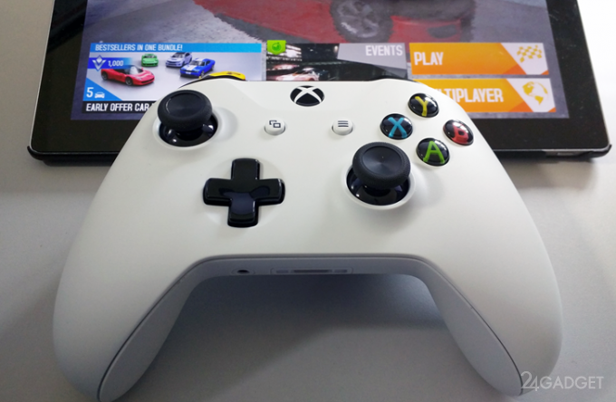 Новый геймпад для Xbox One проверили на совместимость с Android
