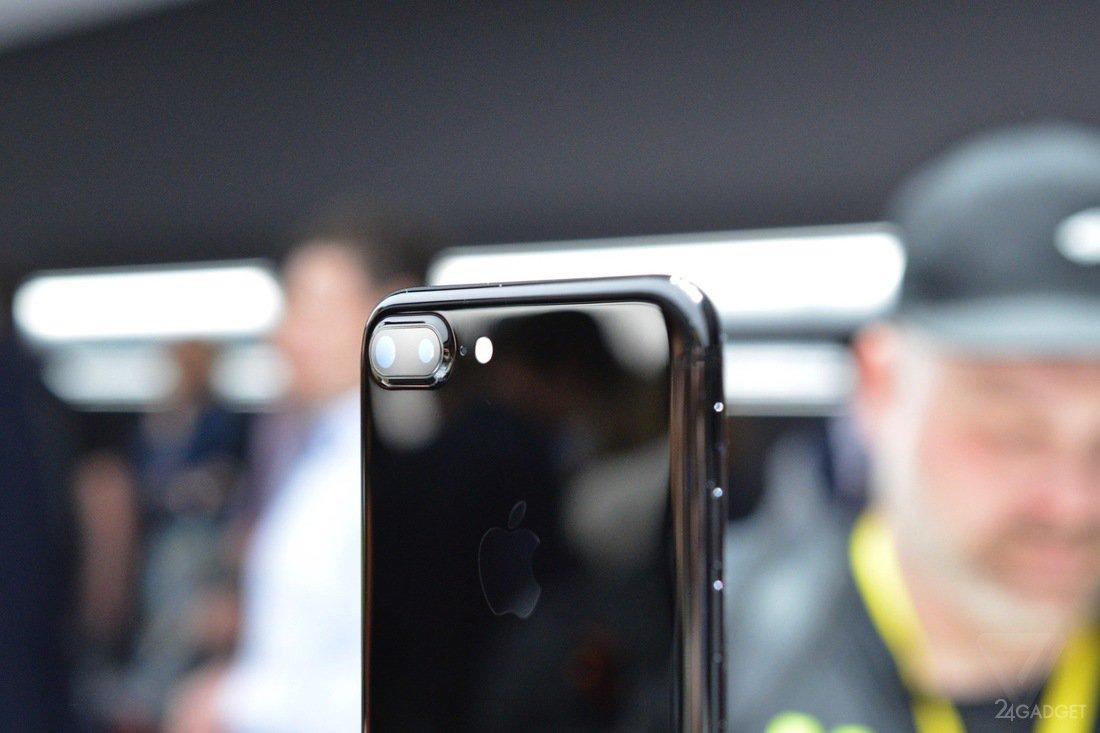Как сделать эффект как на камере айфона