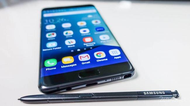 Samsung потеряла $20 млрд капитализации со старта отзыва Note7