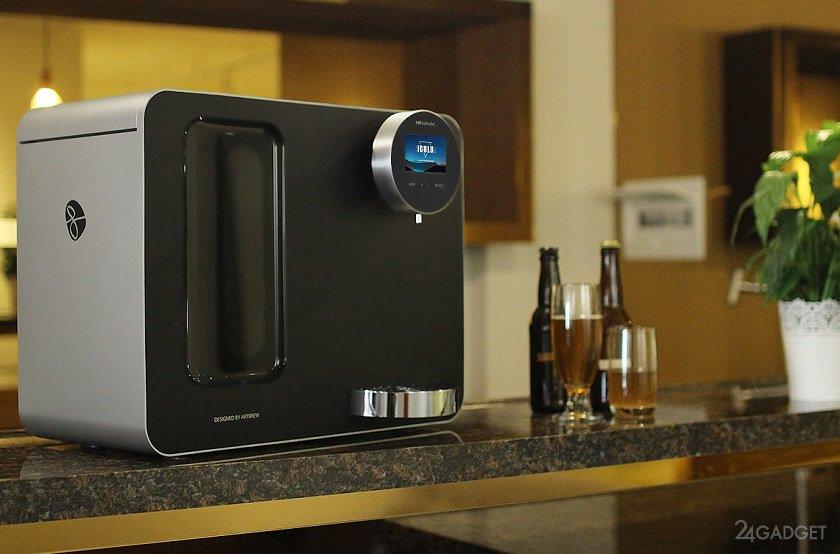 Купить пивоварню домашнюю автоматическую самогонные аппараты зарубежные