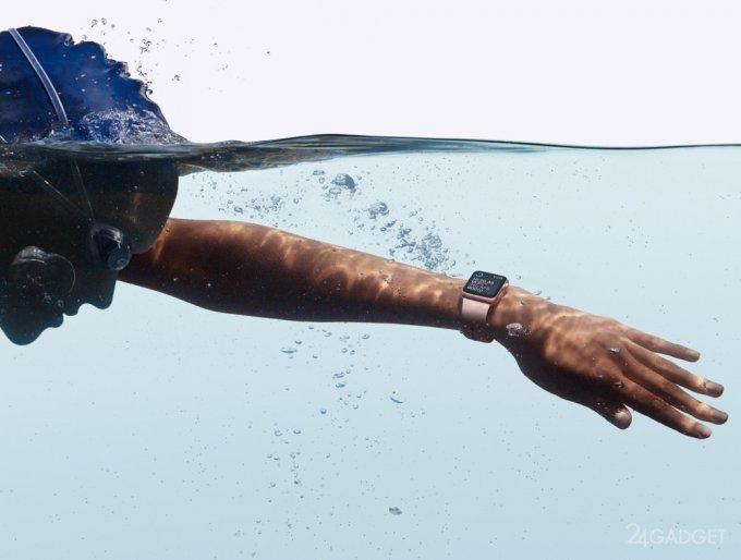 Второе поколение умных часов Apple представлено официально (14 фото + видео)