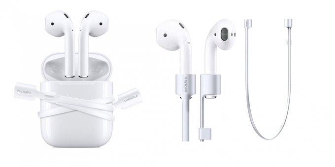 Шнурок для беспроводных наушников Apple оценили в $  10