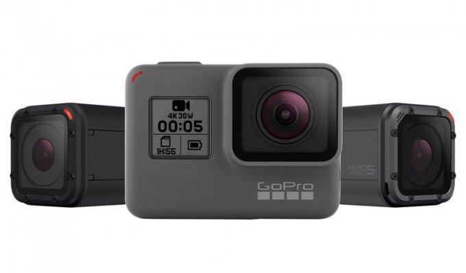 Новая экшн-камера GoPro Hero5 и новая защита