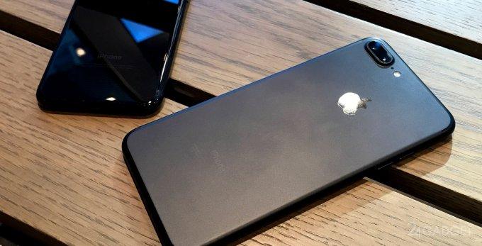iPhone 7 издает странные звуки под нагрузкой