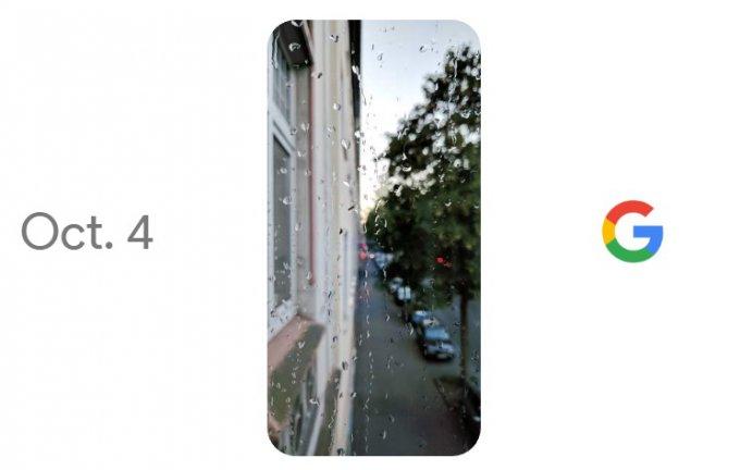 Google назначил дату презентации смартфонов Pixel