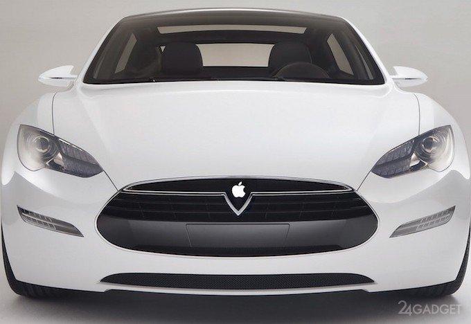 Apple приостанавливает разработку собственного автомобиля