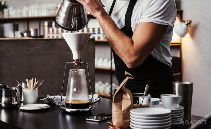 Кофеварка для гурмана (11 фото + видео)