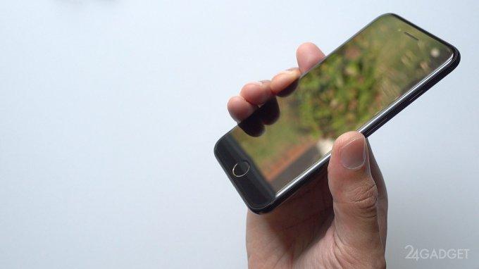 В Китае взорвался ещё один iPhone 7 (4 фото)