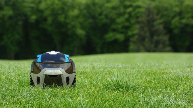 Робот-дворник Kobi (6 фото + видео)