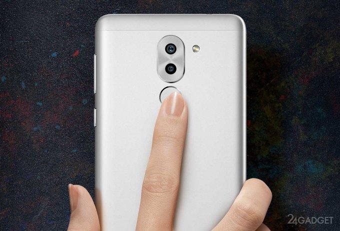 Honor 6X — смартфон с двойной камерой по доступной цене (8 фото)