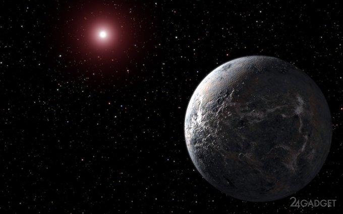 Планета L91 делает полный виток вокруг Солнца раз в 20 000 лет