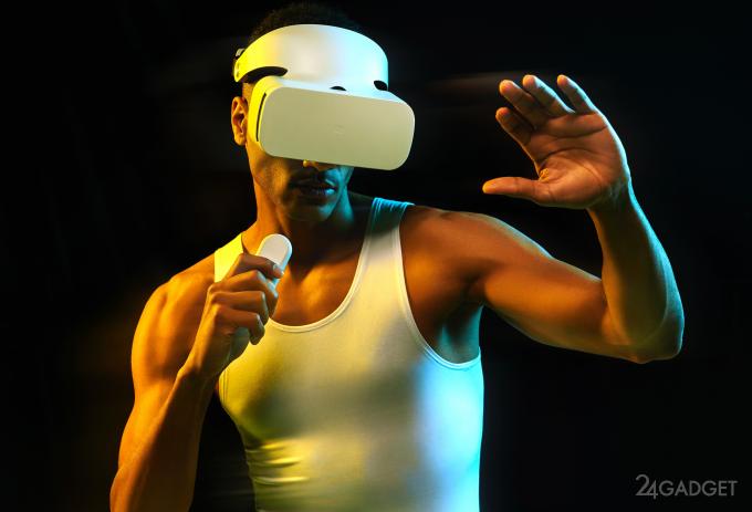 Компания Xiaomi выпустила второй доступный VR-шлем (6 фото + видео)
