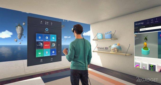 Новое обновление Windows 10 направлено на работу с 3D-контентом (2 видео)