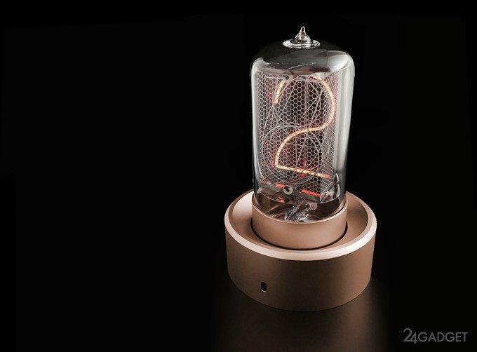 Креативные настольные часы Blub Keo (9 фото + видео)