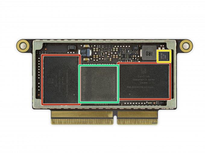 iFixit оценил ремонтопригодность нового MacBook Pro (20 фото + видео)