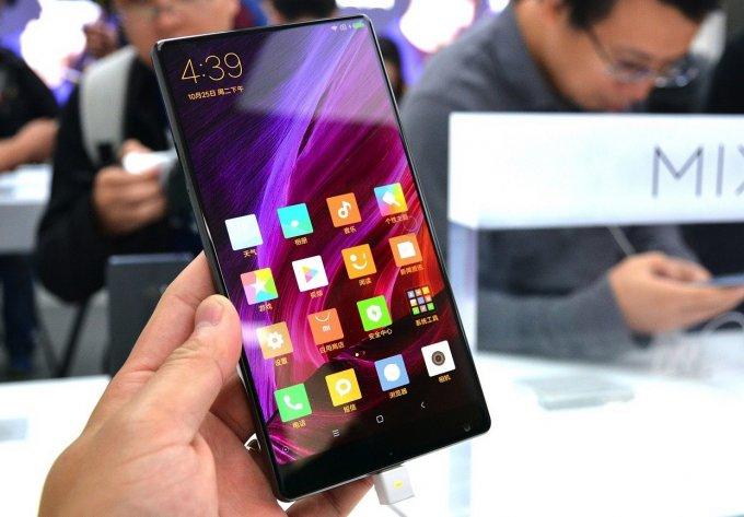 Падения опасны для безрамочного Xiaomi Mi Mix (19 фото + видео)