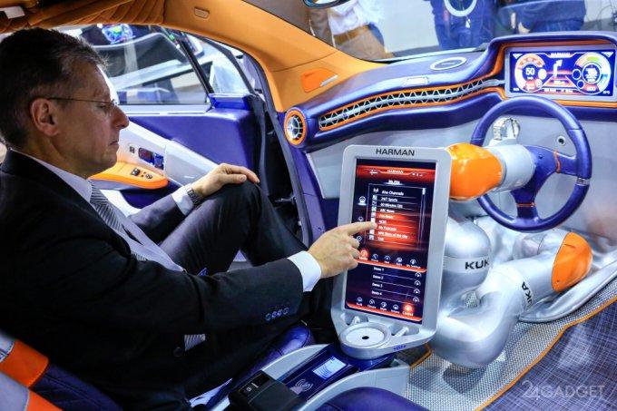 Компания Harman станет частью Samsung
