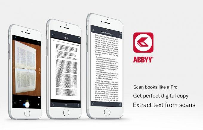Сканировать книги стало проще с ABBYY BookScanner Pro (8 фото + видео)