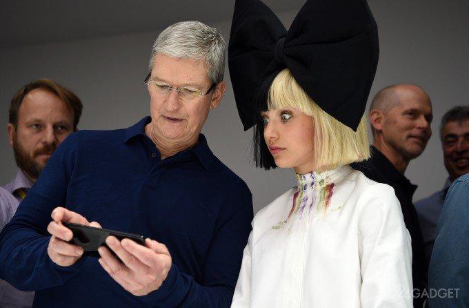 iPhone 7 и 7 Plus третий месяц подряд возглавляют рейтинг AnTuTu