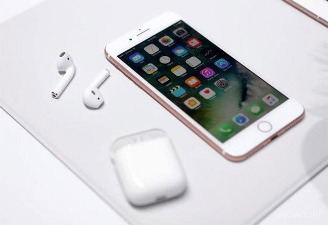 Долгожданные AirPods появились в интернет-магазине Apple (3 фото)