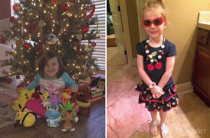 6-летная девочка сама заказала подарки с заблокированного маминого iPhone