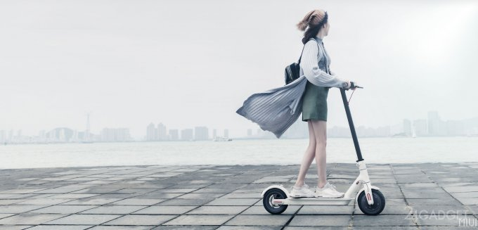 Electric Scooter — доступный электросамокат от Xiaomi (17 фото + видео)