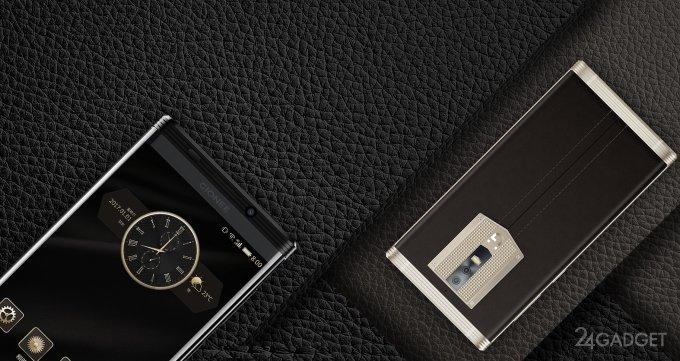 """Смартфон класса """"премиум"""" с аккумулятором емкостью 7 000 мАч (23 фото)"""