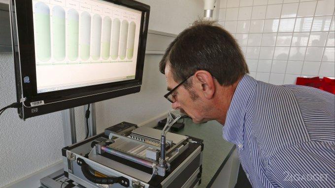 Анализатор дыхания диагностирует заболевание по выходу
