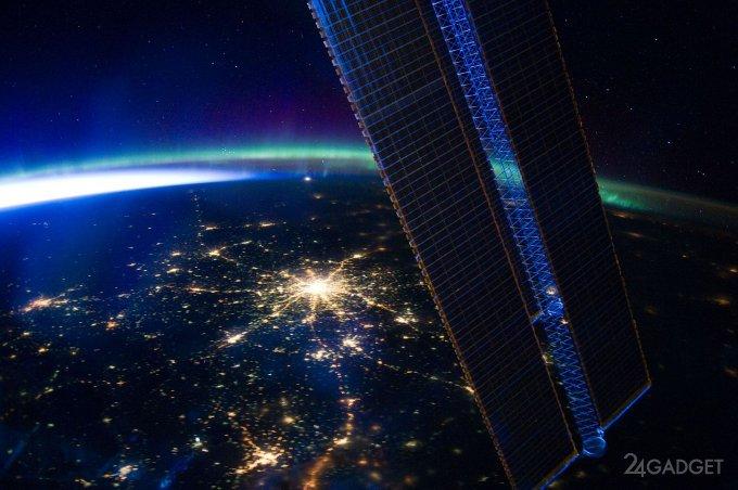 Земля глазами астронавтов с МКС (видео)