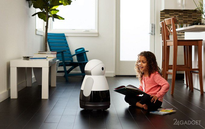 Домашний робот Kuri за $699 (9 фото + 2 видео)
