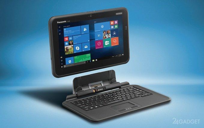 Toughpad FZ-Q2 — защищенный планшет с пассивной системой охлаждения (5 фото)