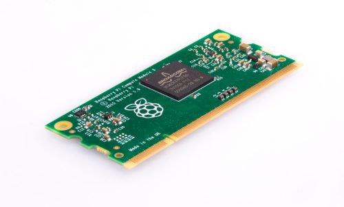 Одноплатный ПК Raspberry Pi стал еще мощнее (3 фото)