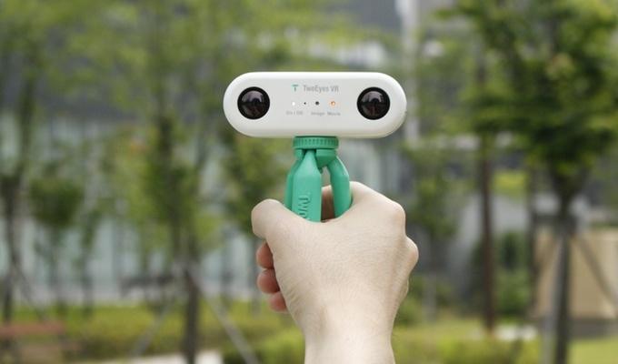 TwoEyes VR создает 360-градусные и 3D-ролики (8 фото + видео)