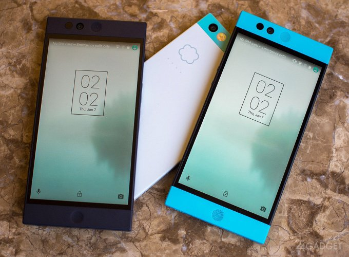 Razer купил производителя облачного смартфона Nextbit Robin