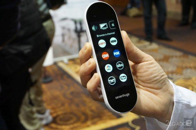 Sevenhugs Smart Remote — пульт для 25 тысяч устройств (9 фото)