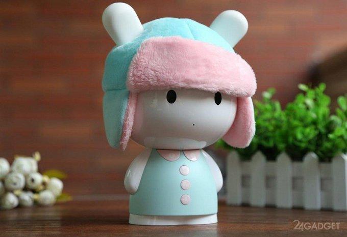 Талисман Xiaomi превратили в детского робота Kuri (13 фото)