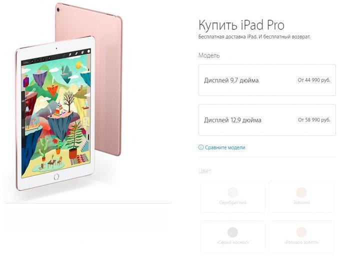 Apple снизила цены на продаваемую в России продукцию (6 фото)