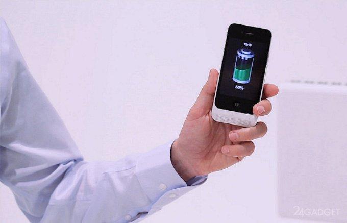 Инновационная ультразвуковая зарядка uBeam в действии (видео)