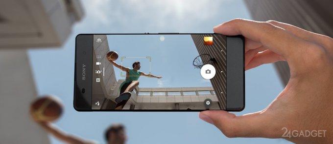 Фотодатчик Sony обрабатывает до 1000 кадров в секунду (4 фото + видео)