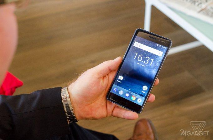 HMD Global выпустит несколько Android-смартфонов для мирового рынка (18 фото)