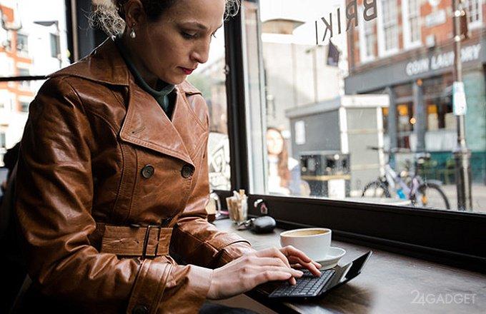 Гибрид ноутбука и смартфона — Gemini PDA (14 фото + видео)